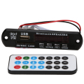 NI5L  7-12V Bluetooth USB SD TF FM MP3 Audio Player Module WMA Board Speaker Remote Control