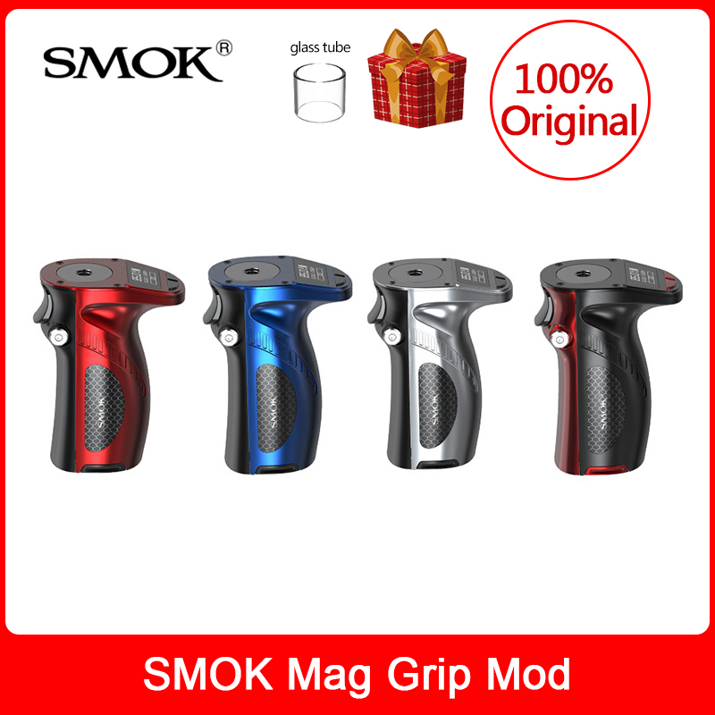 Original SMOK Mag Grip Mod 100W TC Box Mod Electronic Cigarette smok mag grip mod Kit VS x priv/g priv 2Original SMOK Mag Grip Mod 100W TC Box Mod Electronic Cigarette smok mag grip mod Kit VS x priv/g priv 2
