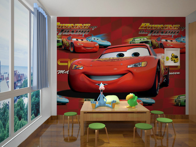 Online Get Cheap 3d Wall Car Mural -Aliexpress.com | Alibaba Group
