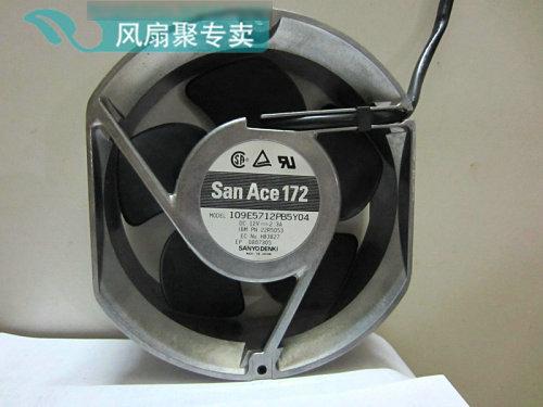 Оригинальный Sanyo 109E5712PB5Y04 17см 12В 2.3 а Пн: сервер 22R5053 вентиляторы охлаждения