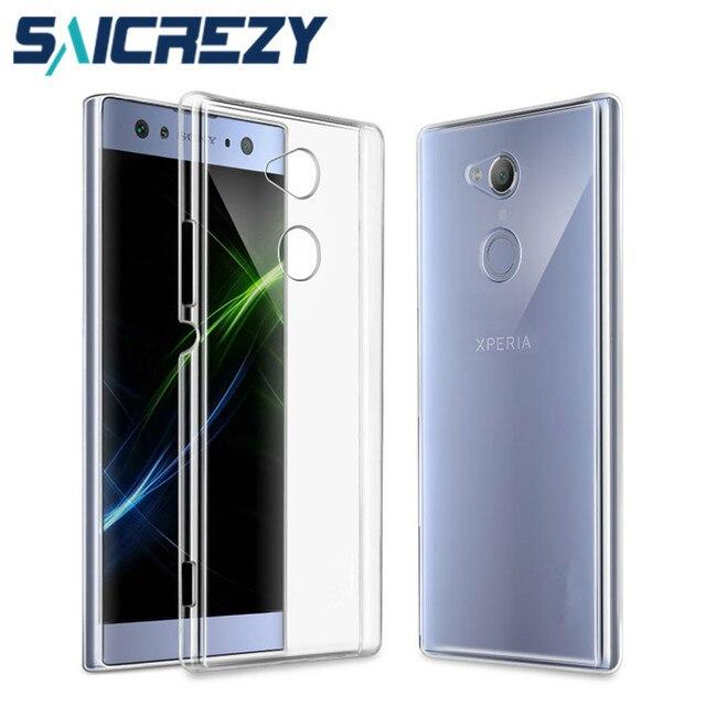 the best attitude 7453a 688e1 US $1.79 40% OFF|Soft Anti Knock coque cover For Sony Xperia XA2 XA Ultra  10 XA1 Plus Z5 XZ Premium XZ2 XZ3 XZ1 Compact Z3 L1 L2 M4 M5 E5 case -in ...