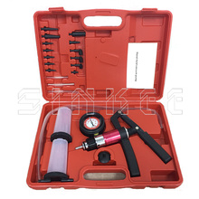 Tenuto In mano di Vuoto Pompa di Spurgo Dei Freni Set Bleed tester Tool Kit SK1270