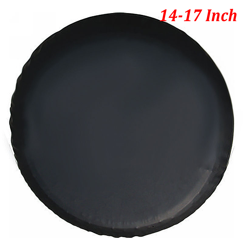 "14"" Car Spare Tire Cover Heavy Duty Waterproof Vehicle Wheel Protective Case"