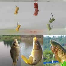 Pellet Bait With Band 1 Bag Crucian Carp Grass Carp Fishing Bait Fishing Feeder Lure Formula Insect Particle Easily Hook Up