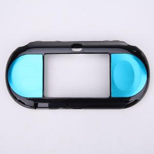 Image 4 - 5 Colors Aluminum Skin Case Cover Shell for Sony PlayStation PS Vita 2000 PSV PCH 20 Dropshipping