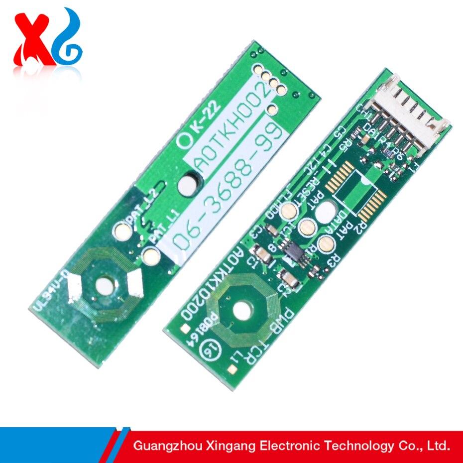 15 Developer Unit Chip For Konica Minolta Bizhub C220 C224 C7722  DV-311 DV-512