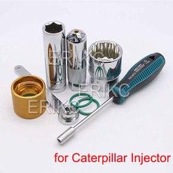 Wtryskiwacz oleju napędowego demontaż narzędzia narzędzia do naprawy E1024084 narzędzia do demontażu prosta wersja narzędzia do usuwania wtryskiwacza Caterpillar