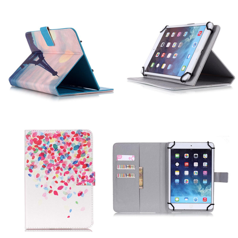 PU Leather Case For Sony Xperia Z Z1 Z2 Z4 SGP341/312/311/321 SGP541/511/512 SGP771/712 10.1'' Universal 10 inch Tablet Cover fashion starry sky oil painting for sony xperia z4 tablet ultra 2015 10 1 cover vintage art painted pattern tablet case