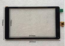 "Nueva pantalla táctil de 10.1 ""prestigio multipad wize 3331 3g pmt3331 tablet touch panel digitalizador del sensor de cristal envío gratis"