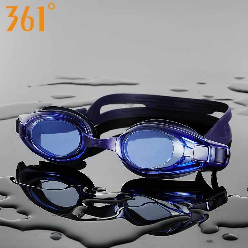 361 Pool Swim Goggles Anti Fog Waterproof Swimming Glasses for Men Women UV Protection Water Swimming Goggles Adult Swim Eyewear
