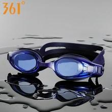 все цены на 361 Pool Swim Goggles Anti Fog Waterproof Swimming Glasses for Men Women UV Protection Water Swimming Goggles Adult Swim Eyewear онлайн