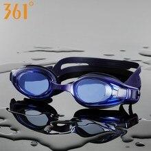 361 Pool Swim Goggles Anti Fog Waterproof Swimming Glasses for Men Women UV Protection Water Adult Eyewear