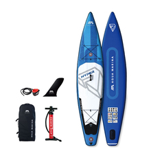 HYPER - 3.5m / 15cm Inflatable Sand Up SUP Paddle Touring Board with Carry Backpack / Air Pump / Fin / Safety Rope цены онлайн
