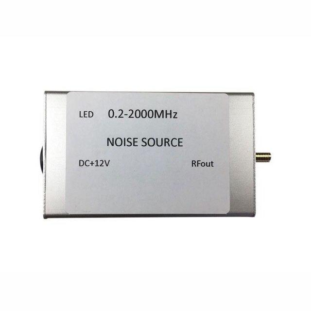 1Mhz כדי 3.5Ghz רעש אות מחולל רעש מקור פשוט ספקטרום מעקב מקור הפרעות Dc 12V עבור עומד גל Bridg