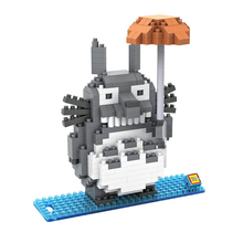 Totoro Building Blocks Toy