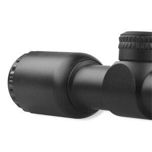 Image 5 - DDartsGO caza Rifle táctico alcance VT Z 4x32 Riflescopes Mil Dot retícula iluminada de una sola pieza de la vista del tubo 11/20MM riel Mount