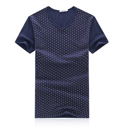 Plus size new 2016 summer casual polos man classics dot polo short sleeve shirts for men.jpg 250x250