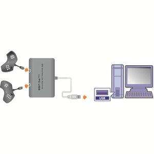 Image 5 - Mayflash para Sega DC para Dreamcast puerto dual controlador de adaptador USB para Windows PC Mac No de potencia extra de alimentación No necesita controlador