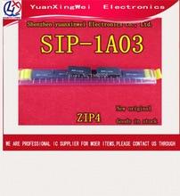 10 قطعة 3 فولت التتابع SIP 1A03 مفتاح بكرة التتابع ل عموم تشانغ التتابع 4PIN جديد