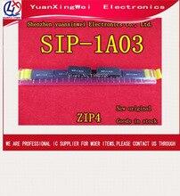 10 sztuk 3V przekaźnik SIP 1A03 kontaktron przełączniki przekaźnika dla PAN CHANG przekaźnik 4PIN nowy