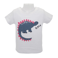 Girl's Cute Summer Cotton T-Shirt