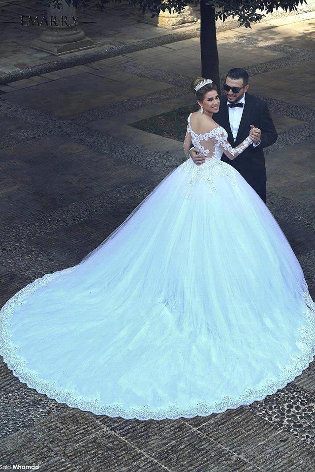 Emarry Wedding Dress | Weddings Dresses