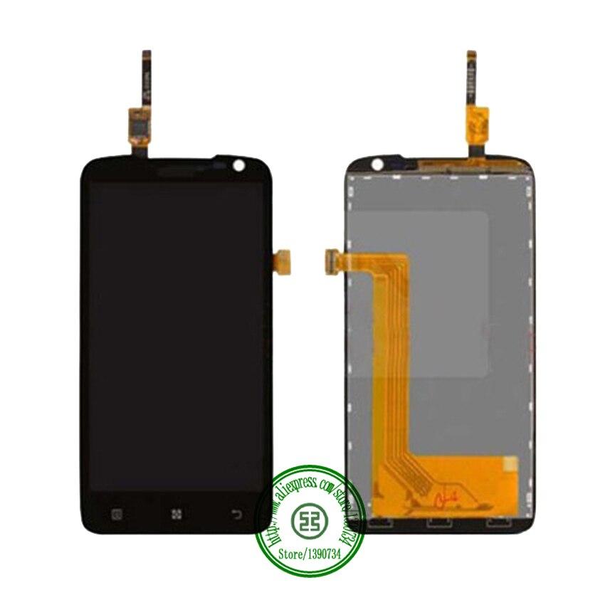 Comercio al por mayor de calidad superior negro pantalla lcd táctil digitalizado