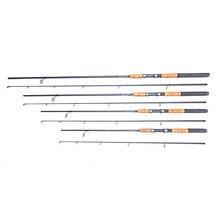 Long Carbon Spinning Fishing Rod