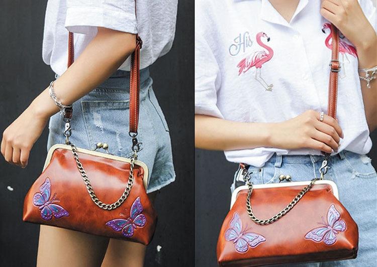 Women Handbags PU Leather Shoulder Crossbody Bags Handbag Female vintage fashion Famous Brand Women Bags (12)