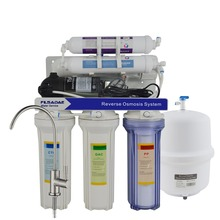 Alkaline Reverse Osmosis Filtration System-6 Stage RO Alkaline Water Filter/after filter ph value of 8.00 - 9.50 - 75GPD цены