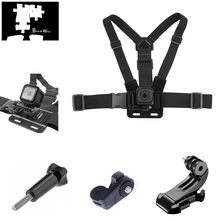 Accessories Chest Strap Belt Mount for Sony X3000 X1000 AS300 AS200 AS100 AS50 AS30 AS20 AS15 AS10 RX0 AZ1 mini POV Action Cam(China)