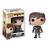 Official Funko pop Movies: How To Train Your Dragon 2 Hiccup Vinyl Action Figure Collectible Model Toy with Original box