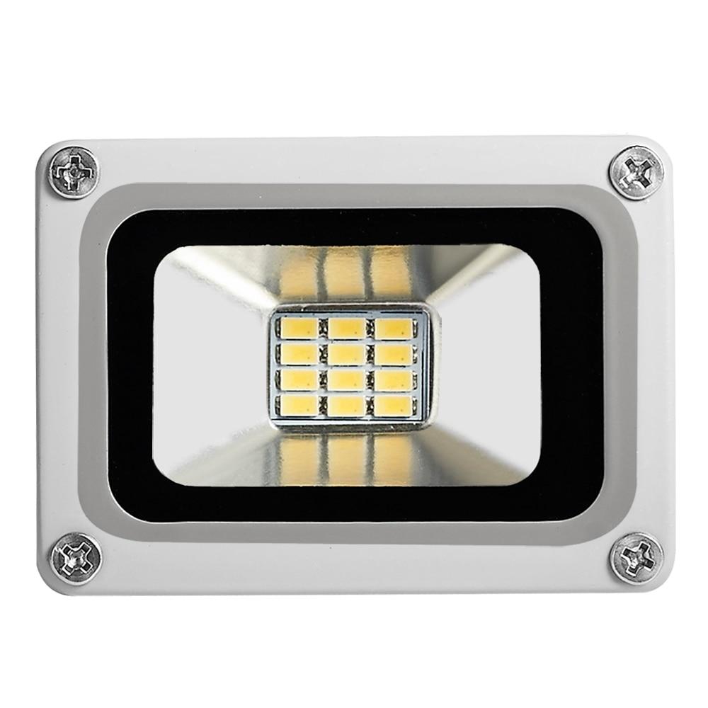 Mini led flood light cold white warm white 10w ip65 for Small led landscape lights