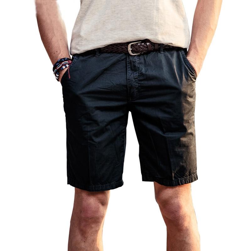Envío de la gota Venta caliente Verano Moda Hombre Pantalones cortos - Ropa de hombre