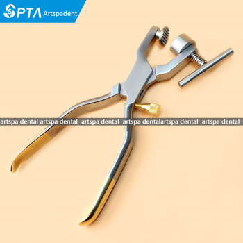 Dental instrument straight sissor bone rongeur forcep dentist equipment teeth