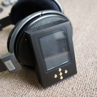 Zishan DSD AK4497EQ Professional Portable Lossless Music MP3 HIFI Audiophile DAP Hard Solution DAC Amp 2.5mm Balanced Output