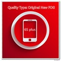 5pcs/lot Original New FOG A Quality Screen for 6S Plus LCD Display Black/White