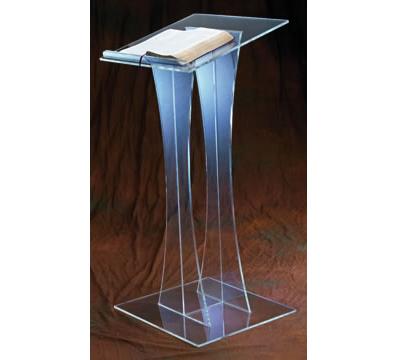 Free Shipping Multimedia Teaching Acrylic Lectern welcome reception podium desk bank cafe bar station lectern The platform