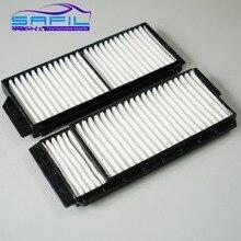 cabin air filter for 2003- Mazda 3 1.6 OEM:BP4K-61-J6X #LT58