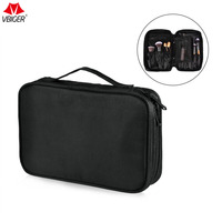 Vbiger Women Makeup Bags Premium Cosmetic Pouch Bag Large Capacity Makeup Organizer Case With Multi Pockets
