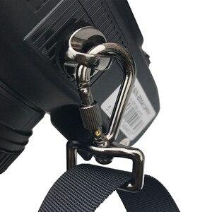 Image 5 - Focus F 1 Quick Rapid Carry Speed Soft Pro Shoulder Sling Belt Neck Strap For Camera SLR DSLR Black