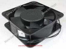 Free Shipping For MING QUAN MQ15050HBL AC 380V 0.12A 2-wire 150mm 150X150X50mm Server Square Cooling fan