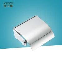 X 3358B manual hand paper dispenser towel tissue rack 304s.s toilet bathroom anti rust accessoray kitchen roll push furniture