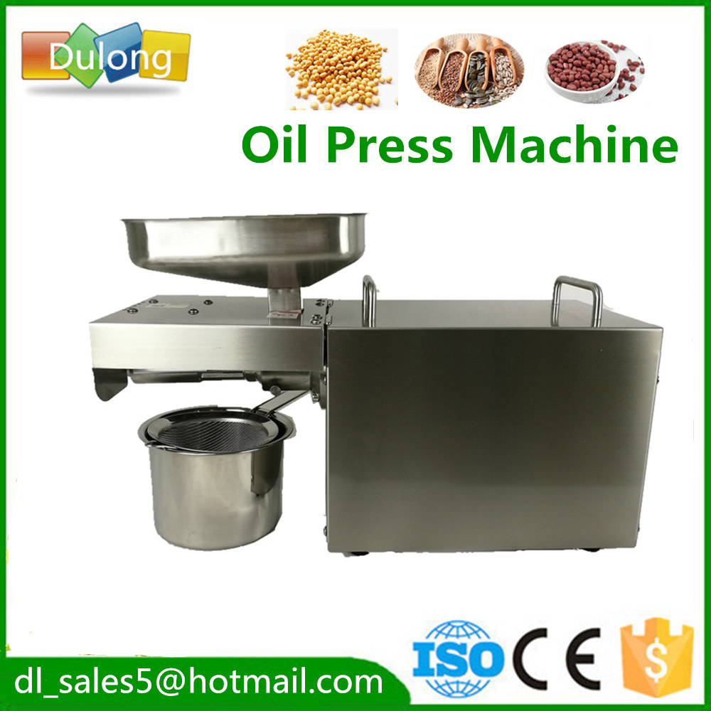 home oil press machine sunflower nut soybean almond oil press machine  hot and cold press high oil extraction rate home seed cocount walnut almond oil press machine cold and hot press oil expeller