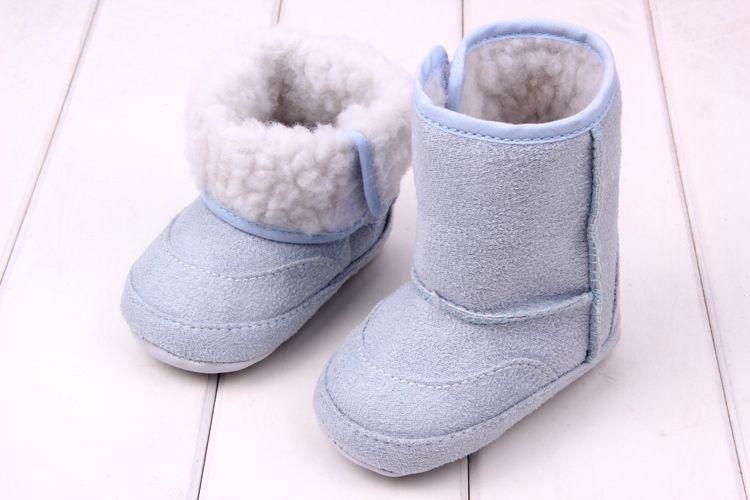2015 neue Mode Super Warm Winter Baby Ankle Schneeschuhe - Babyschuhe - Foto 5