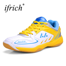 лучшая цена 2016 Badminton Shoes for Women Sneakers Summer/Autumn Sneakers Women Badminton Shoes 2016 Breathable Table Tennis Shoes Women