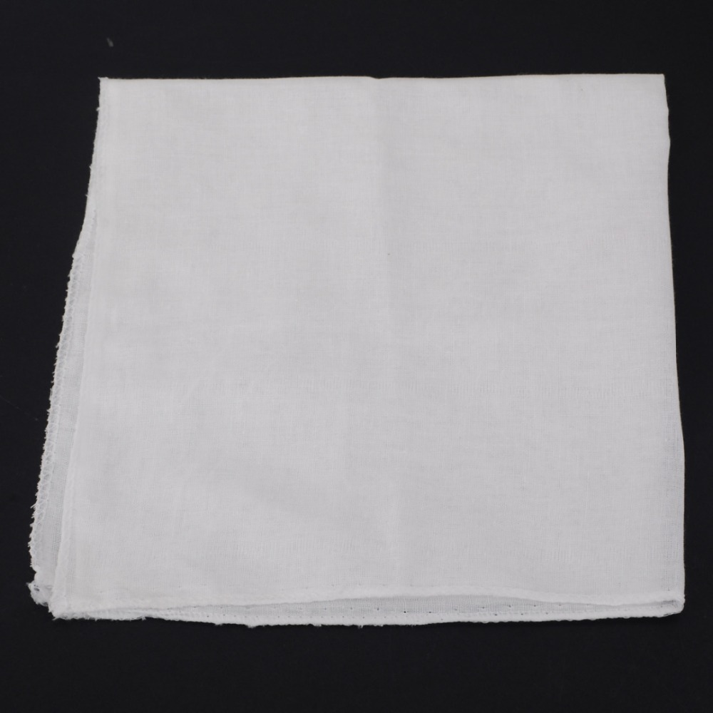 1pc 40 x 40cm Cotton Tofu Cloth Tofu Maker Gauze Non-stick Cheese Cloth DIY Homemade Tofu Press Kitchen Tools Accessories image