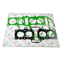 For Honda CB400 CB 1 CBR400 NC23 Full Complete Engine Cylinder Head Crankcase Stator Cover Gasket