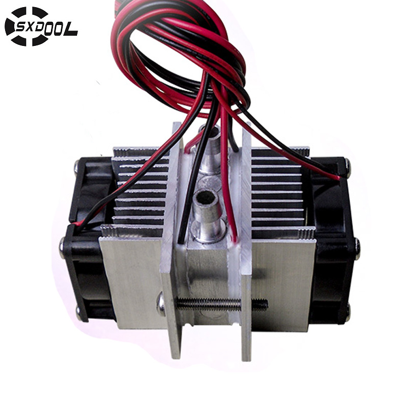 SXDOOL Cooling water cooling X151 chip Diy refrigeration cold small acquisition system air conditioning dual-core for pets