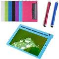 Caneta novo para Lenovo Yoga tablet 3 X50F X50M X50L silicone Lenovo Yoga tab 3 10 sweety suave anti quebra de bolsa